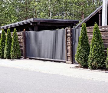 Pose de clôture et de portail
